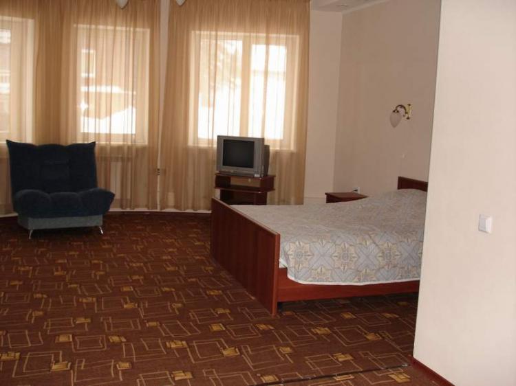Гостиница КИЯ - фотография отеля.